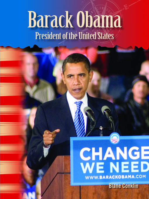 Title details for Barack Obama by Blaine Conklin - Available