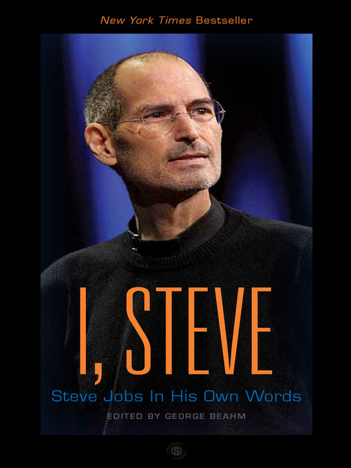 Title details for I, Steve by Agate Publishing - Available