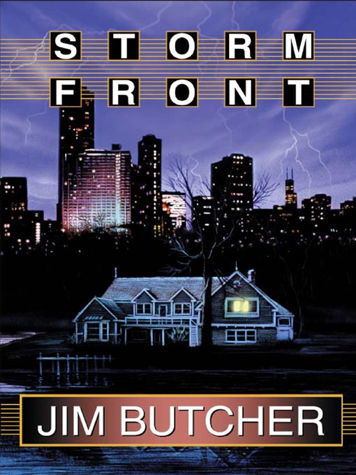 Title details for Storm Front by Jim Butcher - Wait list
