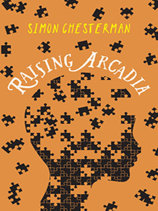Cover of Raising Arcadia