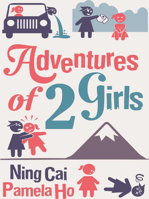 Cover of Adventures of 2 Girls