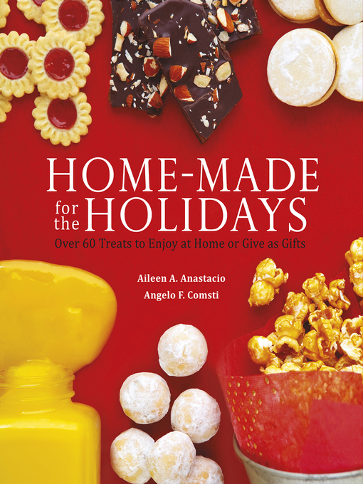 Cover of Homemade for the Holidays