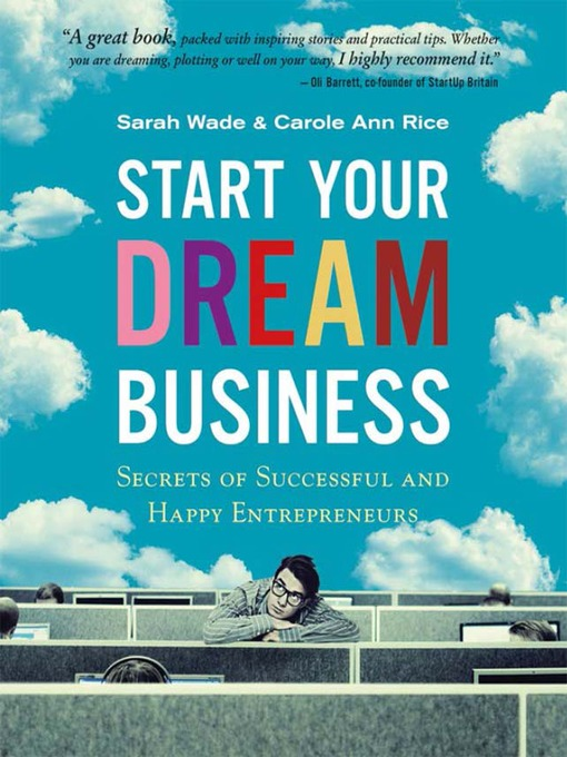Title details for Start Your Dream Business by Sarah Wade - Available