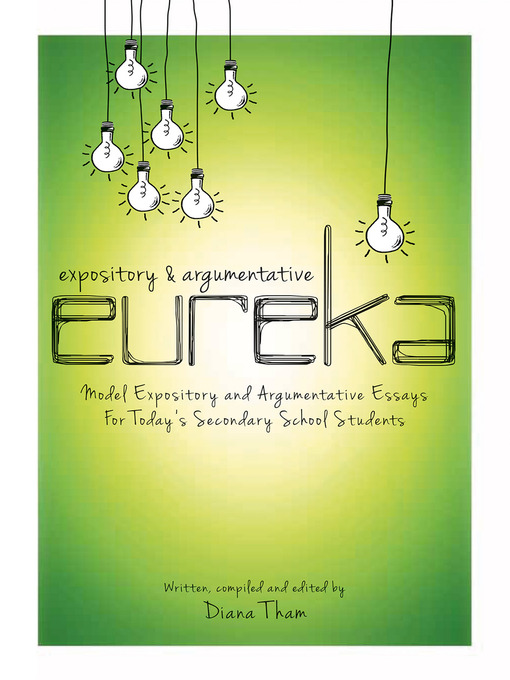 Cover of Expository & Argumentative Eureka