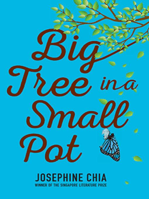 Big Tree in a Small Pot
