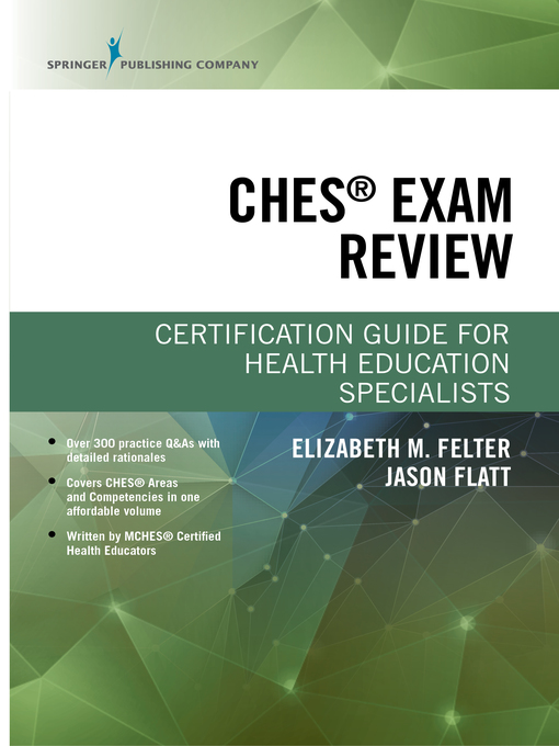 Ches Exam Review Ok Virtual Library Overdrive