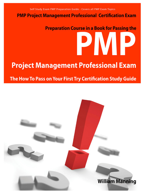 Spanish Pmp Project Management Professional Certification Exam