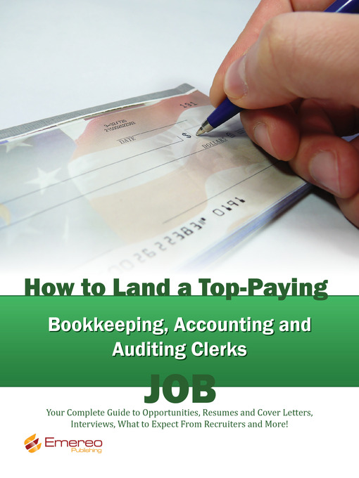 Spanish - How to Land a Top-Paying Bookkeeping Accounting and ...