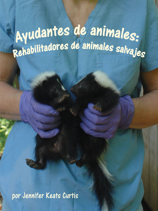 Cover of Ayudantes de animales