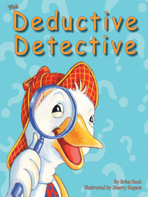 Cover of The Deductive Detective