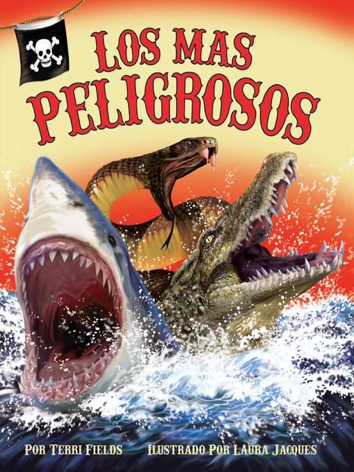 Title details for Los más peligrosos by Terri Fields - Available