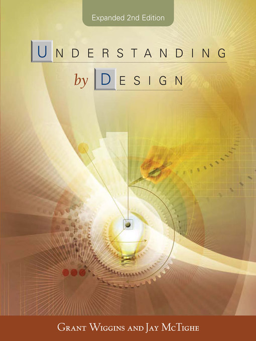 Title details for Understanding by Design by Grant Wiggins - Available
