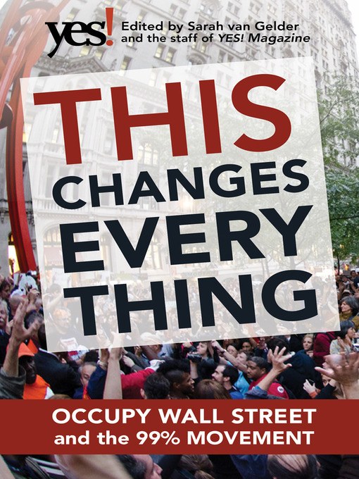 Title details for This Changes Everything by Sarah Van Gelder - Available