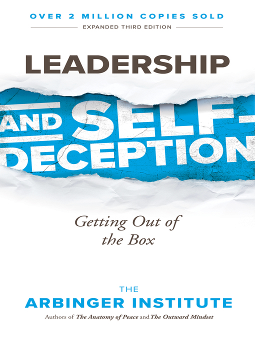 Cover of Leadership and Self-Deception