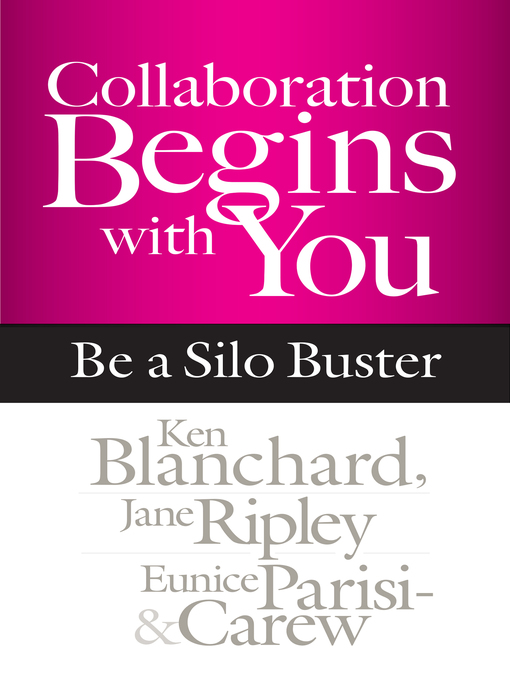 Title details for Collaboration Begins with You by Ken Blanchard - Available