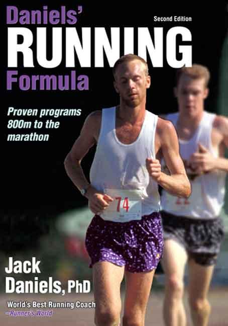 Title details for Daniels' Running Formula by Jack Daniels - Wait list