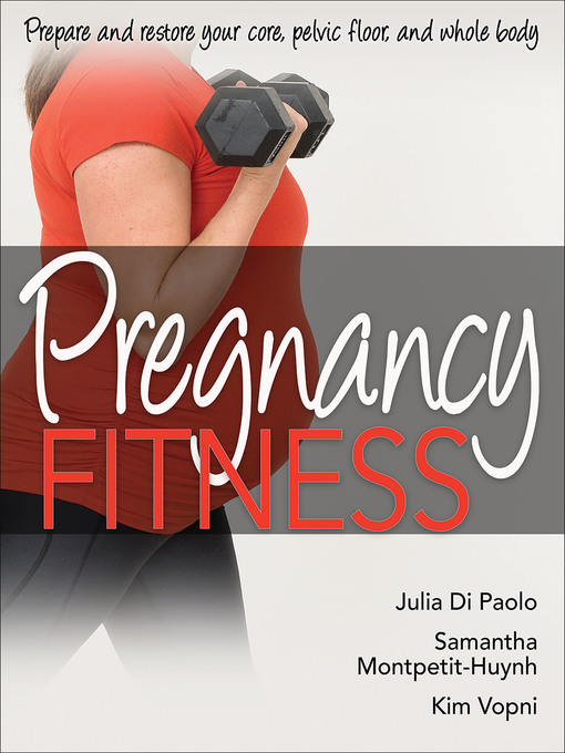 Title details for Pregnancy Fitness by Julia Di Paolo - Available