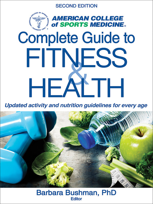 Title details for ACSM's Complete Guide to Fitness & Health by American College of Sports Medicine - Available