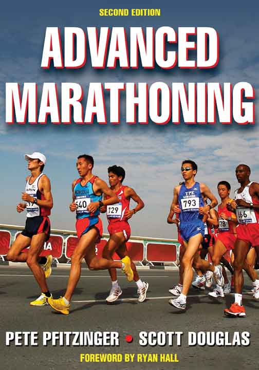 Title details for Advanced Marathoning by Pete Pfitzinger - Wait list