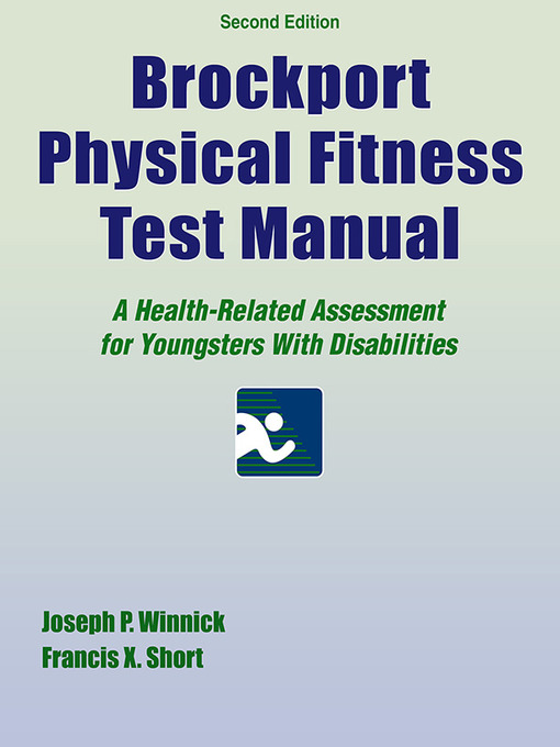 Brockport Physical Fitness Test Manual - OK Virtual Library - OverDrive