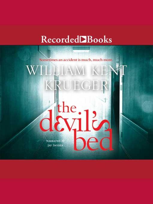 Title details for The Devil's Bed by William Kent Krueger - Wait list