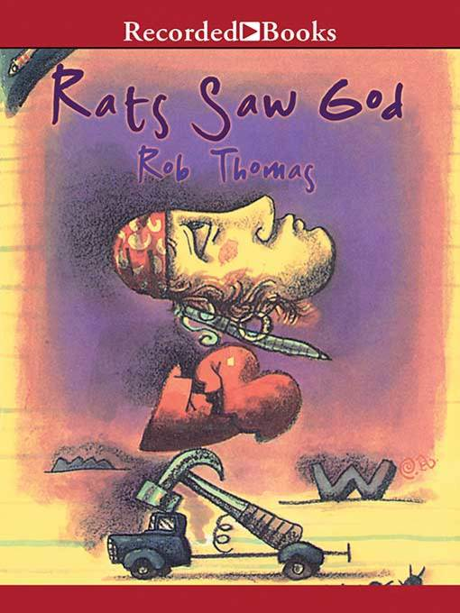 Cover of Rats Saw God