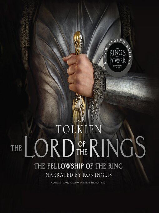 Cover image for The Fellowship of the Ring