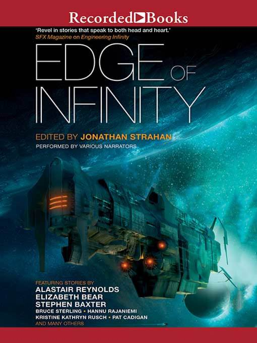 Cover image for Edge of Infinity
