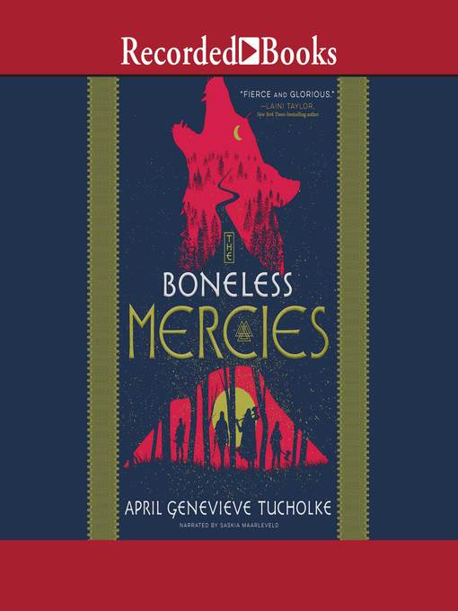 Cover image for book: The Boneless Mercies