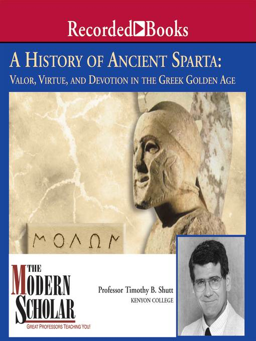 Title details for History of Ancient Sparta by Timothy Shutt - Wait list