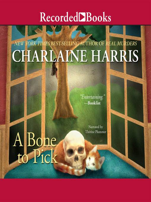 Title details for A Bone to Pick by Charlaine Harris - Wait list