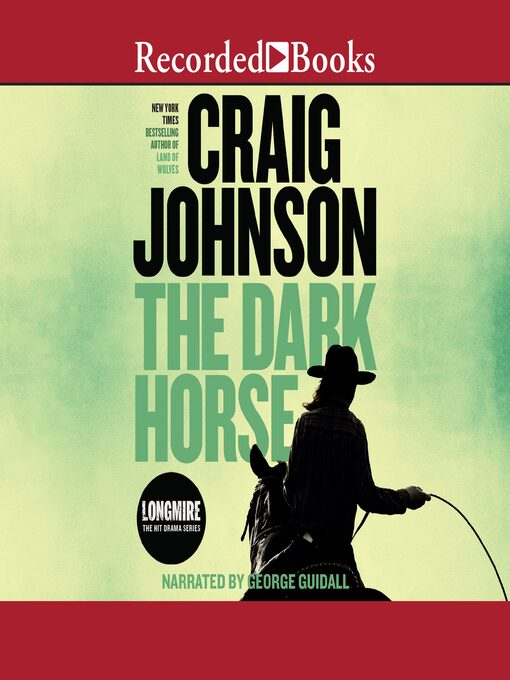 Title details for The Dark Horse by Craig Johnson - Wait list