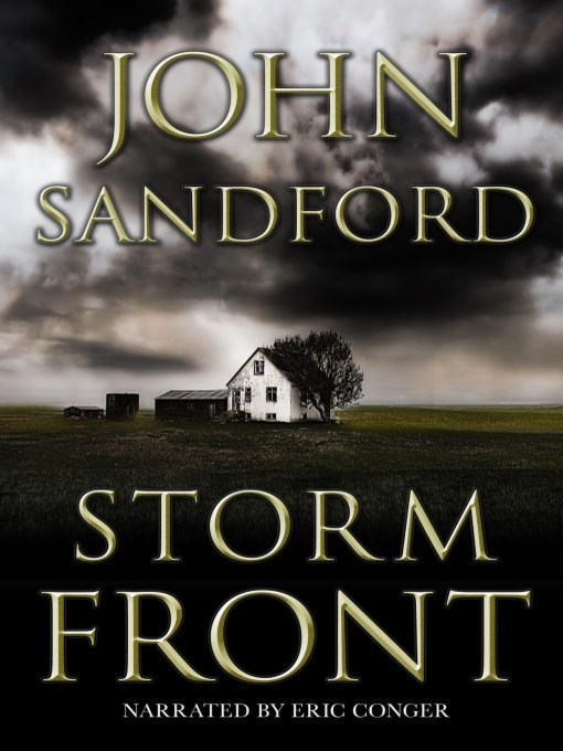 Title details for Storm Front by John Sandford - Available