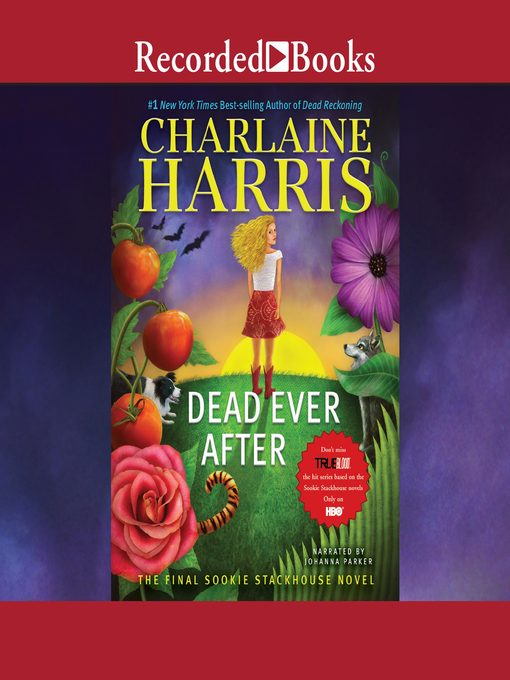 Title details for Dead Ever After by Charlaine Harris - Wait list