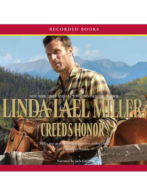 Title details for Creed's Honor by Linda Lael Miller - Wait list