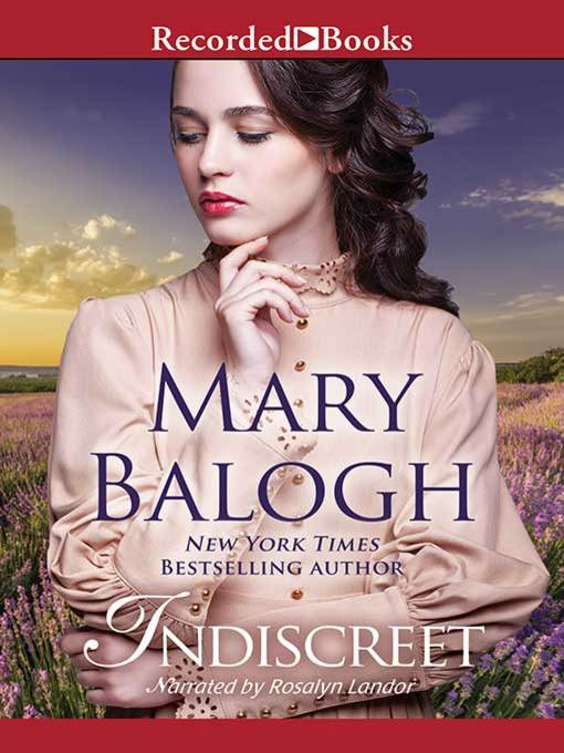 Title details for Indiscreet by Mary Balogh - Wait list
