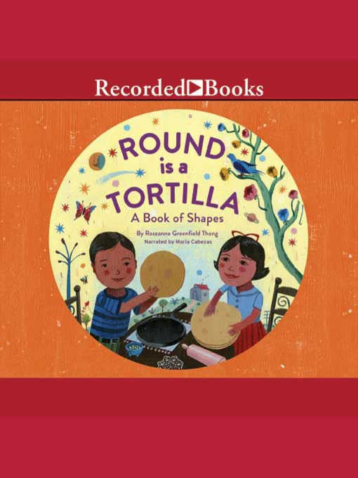 Title details for Round is a Tortilla by Roseanne Greenfield Thong - Wait list