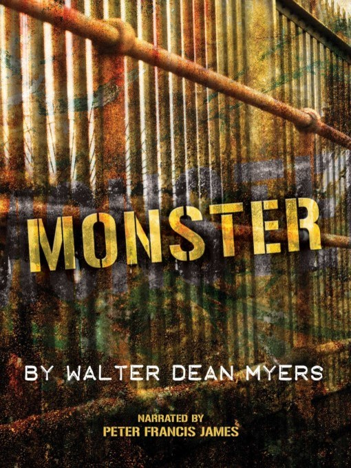 Title details for Monster by Walter Dean Myers - Available