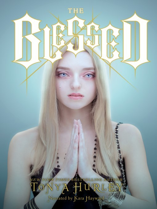 Cover of The Blessed