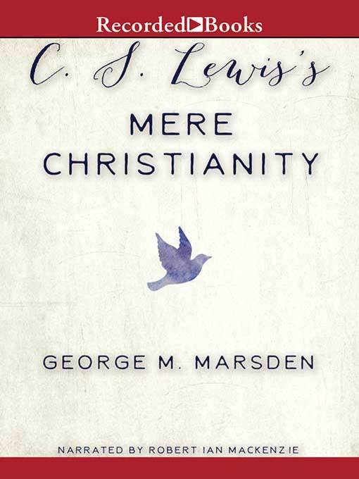 Cover of C.S. Lewis's Mere Christianity