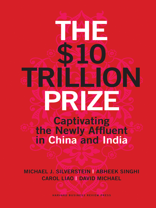 Title details for $10 Trillion Prize by Michael J. Silverstein - Available