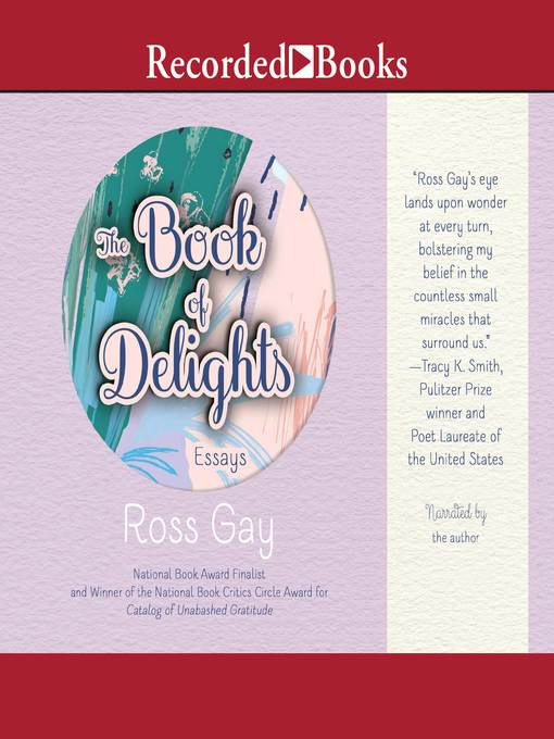 Title details for The Book of Delights by Ross Gay - Available