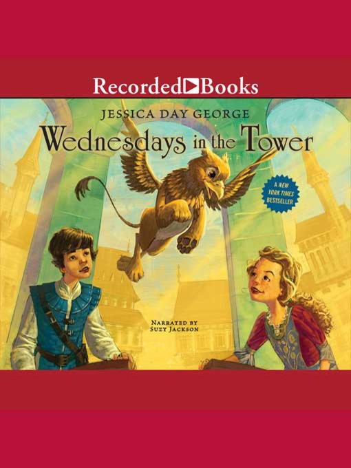 Cover of Wednesdays in the Tower