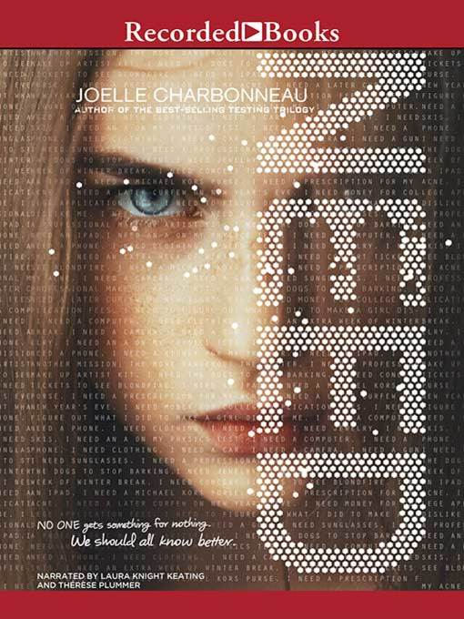 Title details for NEED by Joelle Charbonneau - Available