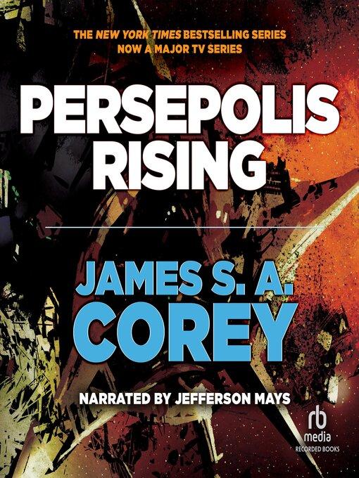 Title details for Persepolis Rising by James S.A. Corey - Wait list