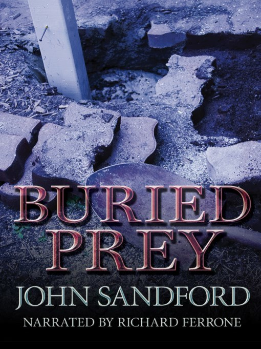 buried prey   multnomah county library   overdrive