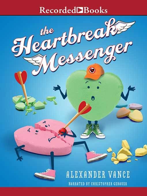 Cover image for Heartbreak Messenger