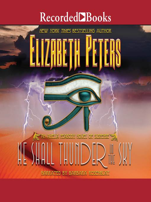 Title details for He Shall Thunder in the Sky by Elizabeth Peters - Available