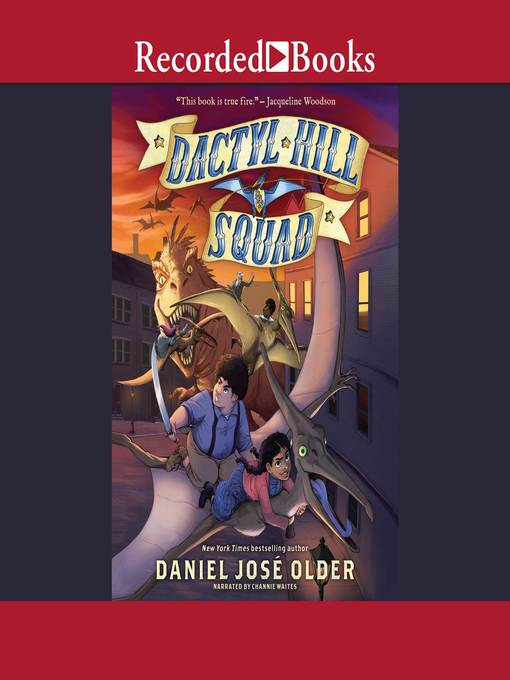 Cover image for Dactyl Hill Squad Series, Book 1