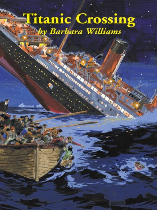 Title details for Titanic Crossing by Barbara Williams - Wait list